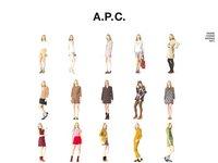 A.P.C. PRESS SITE