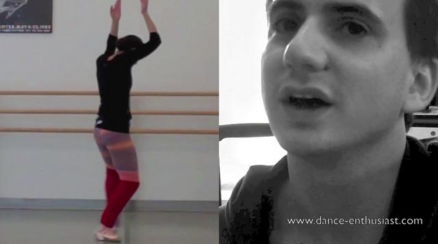 The Dance Enthusiast Asks - Avi Scher