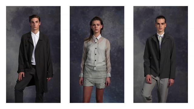 Thumbnail of video Stephan Schneider, Antwerp, Collection SS 2011