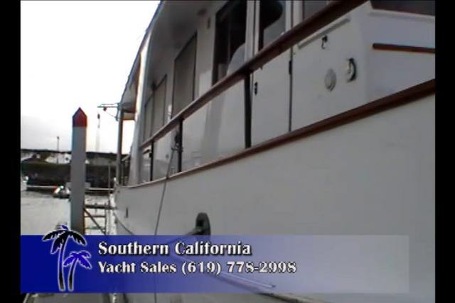 Grand Banks 50 Yacht For Sale - Southern California Yachts