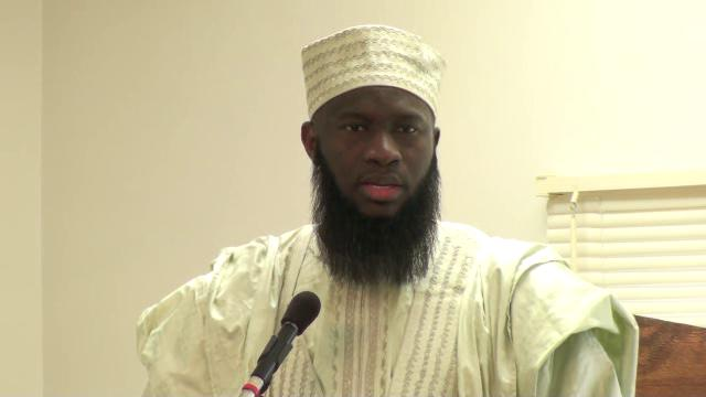 Khutba given by Imam Muhammad Ndiaye - Islam and Doubts!!!