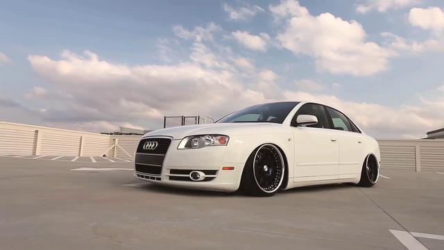 Video Feature: Brett's Audi A4