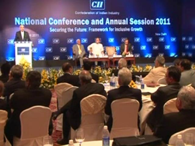 "Valedictory Session - ""Internal Security and Inclusive Growth"""