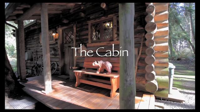 The Cabin - Guest House log Cottages
