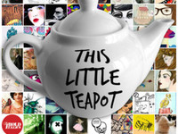 this little teapot @ paper plane gallery