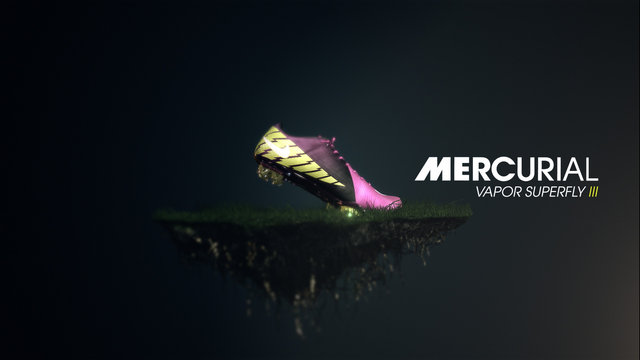 Video: Nike Mercurial Vapor Superfly III