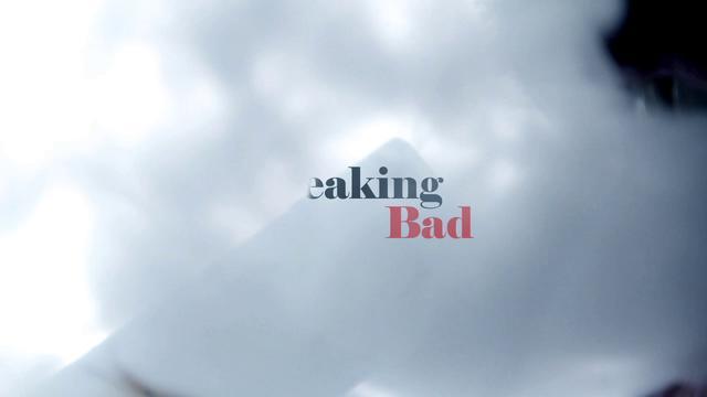 Breaking Bad Opening