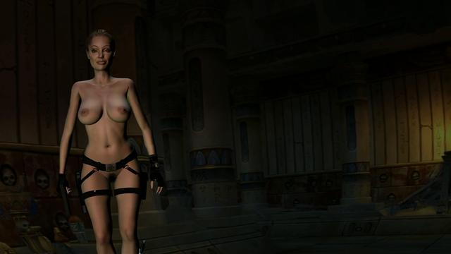 Angelina Jolie Nude Gag Report 8