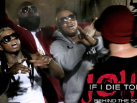 Lil Wayne ft. Rick Ross - John (If I Die Today) (Making Of) ()