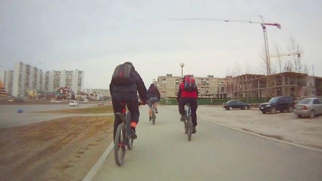 ВелоВартовск: День Велосипеда 2011.04.19