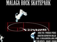 Malaga Rock Skatepark- Rollers