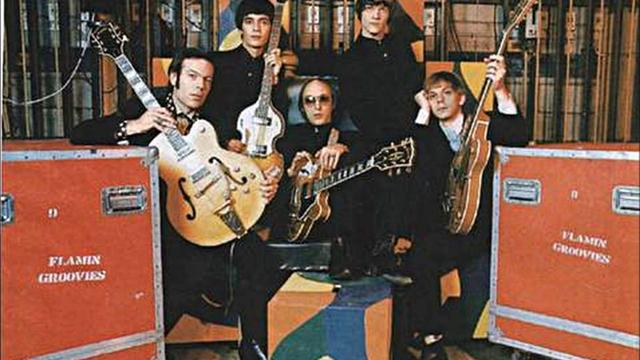 Thumbnail of video Flamin' Groovies - Don't Put Me On - 1978