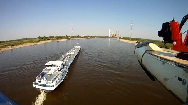 FPV River Flight