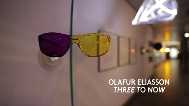 "Video | ""Three to now"" by Olafur Eliasson"