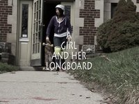 Skate Invaders - A Girl and her Longboard