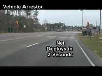 Watch This Insta-Roadblock Murderise A 6800kg Truck