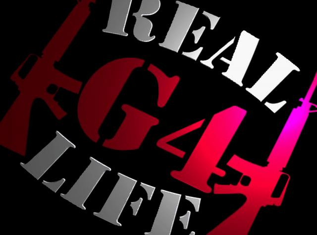 Intro DVD  Real G4 Life