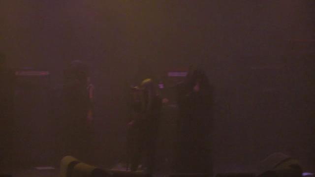 SUNNO))) (live) Roadburn 2011