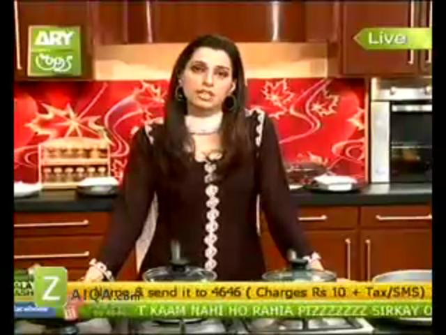 Tahira Mateen Weight Loss Tip http://vimeo.com/22996588