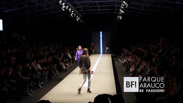 Be Fashion! [Pasarela Parque Arauco]