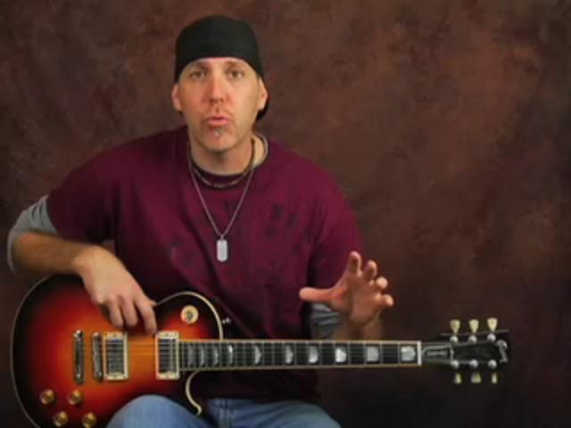Dvd preview guitar soloing techniques strength and dexterity building