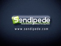 Sendipede - Social Marketing Without the Leg Work!
