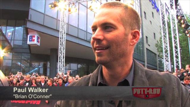 Fast & Furious Five Deutschland-Premiere in Köln