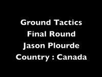Ground Tactics Round 3
