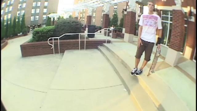 Greenville Skate Edit