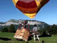 Wingsuit Base - Montgolfière - Les Carroz d'Araches - Phantom 2