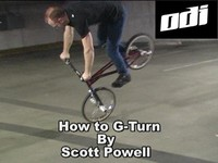 Scott Powell- How to G-Turn