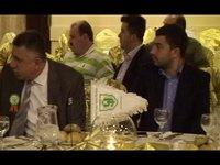 Çankırı Yeşilılgazspor'un coşkulu gecesi