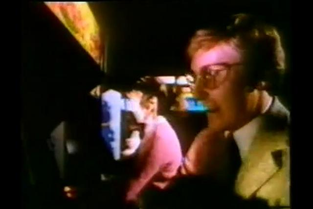 Vintage computer ads - video clip