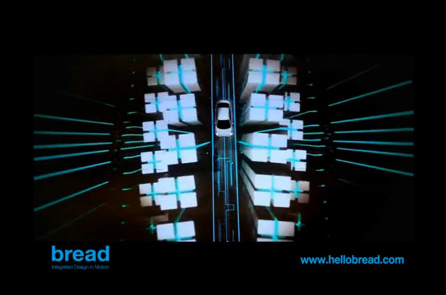2011 Hyundai Accent 3d Projection Mapping On Vimeo