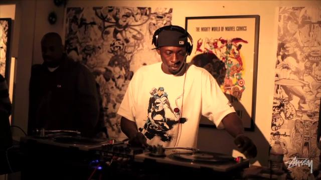Video: Stussy x Marvel – DJ Pete Rock