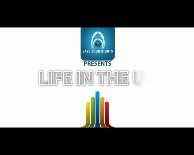 Life In The UK first promo