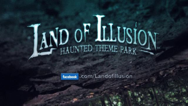 Land Of Illusion Haunted Trail