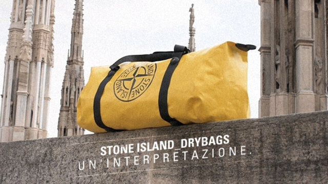 Video: Ortlieb for Stone Island Drybag Collection