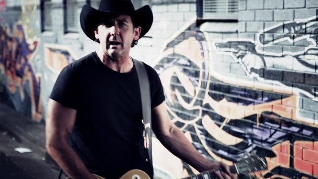 "Lee Kernaghan & Dierks Bentley ""Scars"""