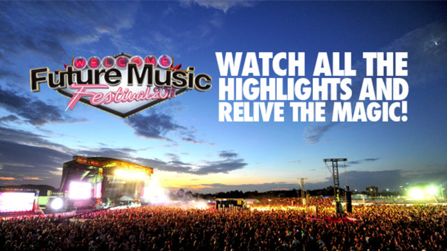 Future Music Festival 2011 :: Highlights Reel