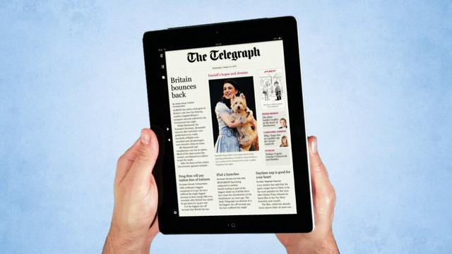 The Telegraph: iPad Edition