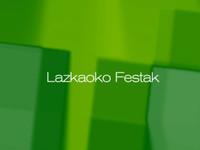 Lazkaoko festak 2011