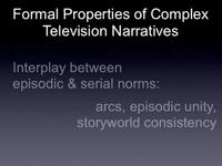 Serial Boxes: The Cultural Value of Long-Form American Television