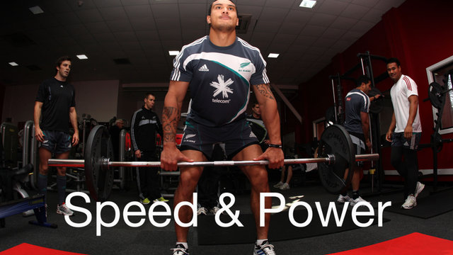 Speed & Power in the Gym
