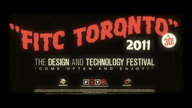 FITC Toronto 2011 Titles