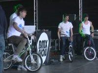 BMX Show - Škoda Auto
