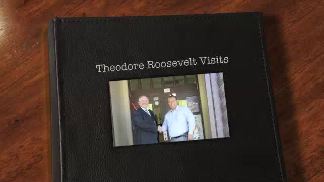 theodore roosevelt and the politics of power essay