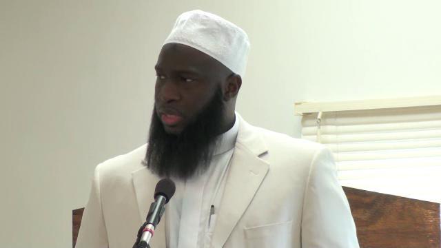 5/6/2011 Juma Khutba given by Imam Muhammad Ndiaye - Muslims In America