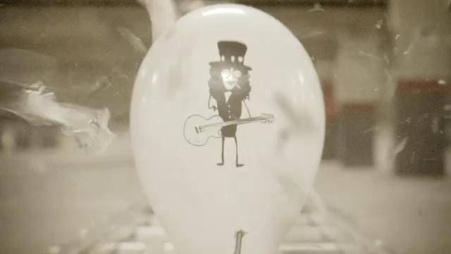 Короткометражка Balloons онлайн