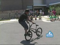 Flatland Demo at Austin Library